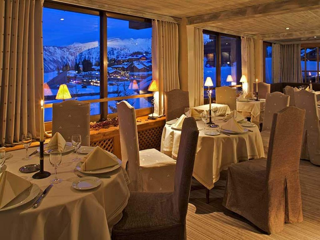 Hotel Review: Grand Hotel Rond Point des Pistes, Courchevel 1850, France