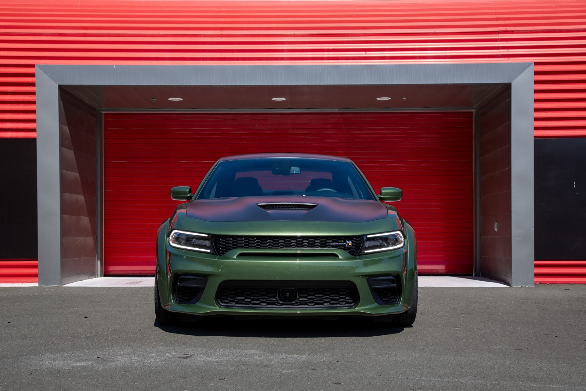 Dodge Charger Widebodies Roar into the Fray