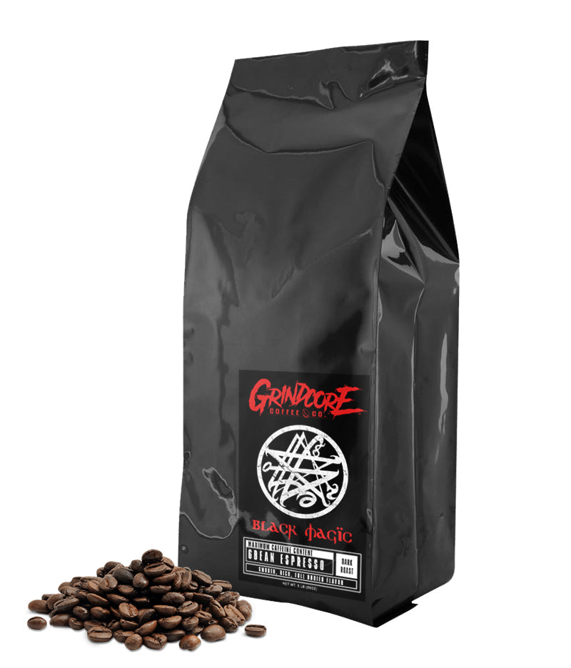 Black Magic 6 Bean Espresso │5lb Bag