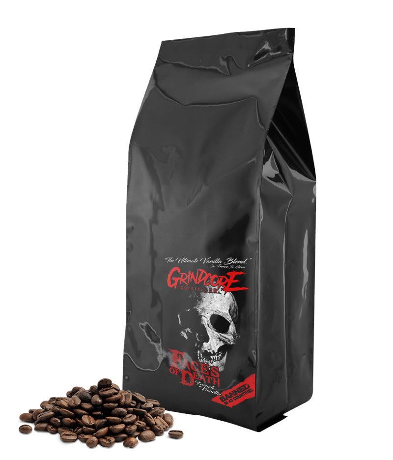 Faces of Death French Vanilla │5LB Bag