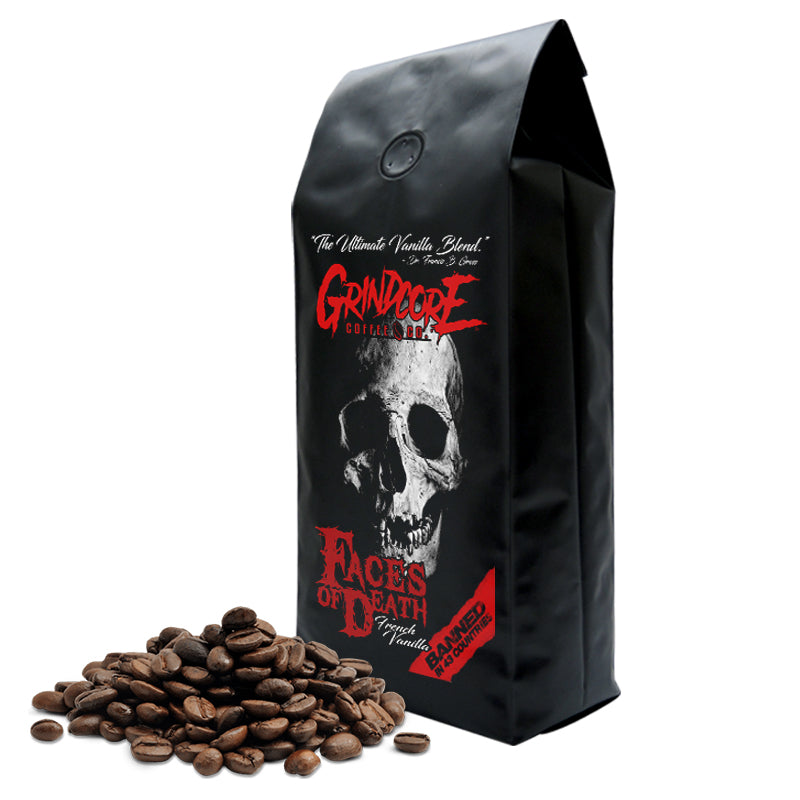 Faces of Death French Vanilla │12oz/340g