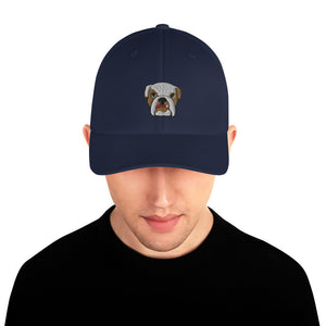 Buffy Structured Twill Cap