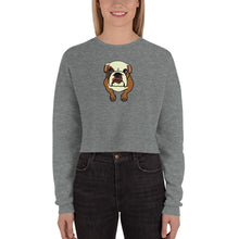 Load image into Gallery viewer, Premium Buffy Women's Crop Sweatshirt