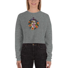Load image into Gallery viewer, Premium Buffy California Women's Crop Sweatshirt