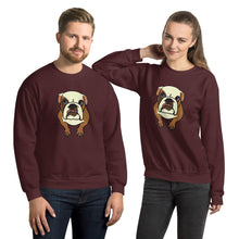 Load image into Gallery viewer, Buffy Unisex Crew Neck Sweatshirt