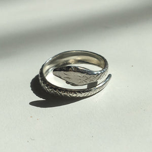 Hiss Ring Ready to Ship