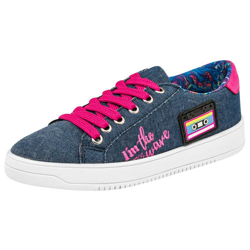 Lady One Tenis casual para mujer