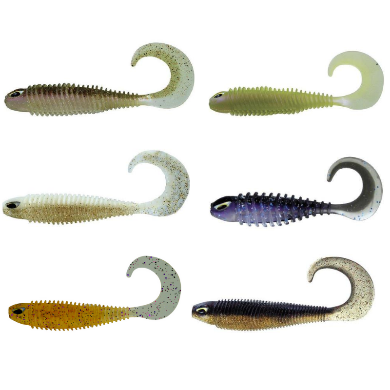 CHASE BAITS CURLY BAIT 2.25
