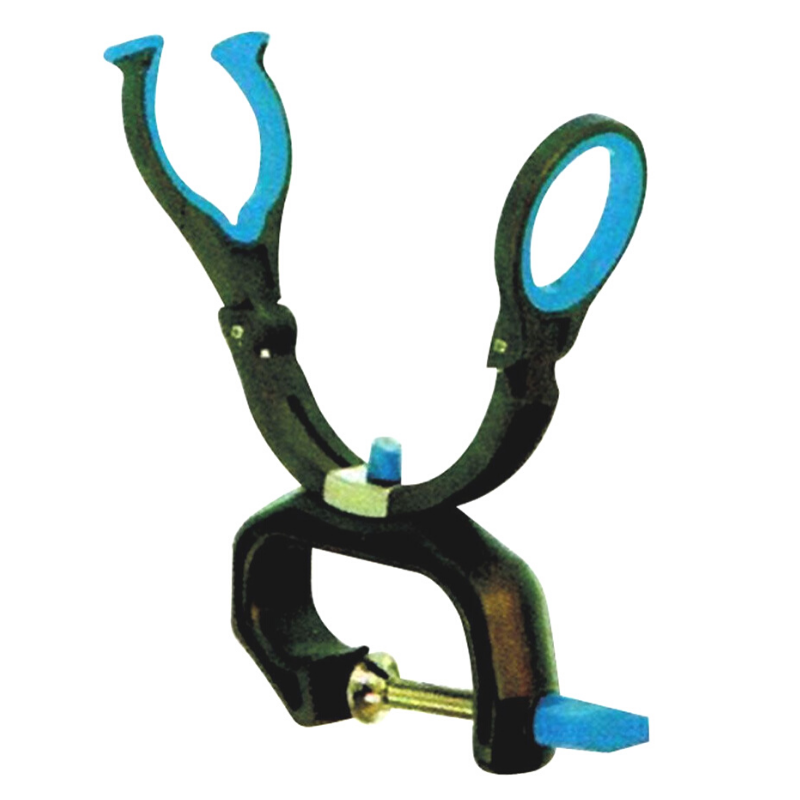 JW ADJUSTABLE G-CLAMP ROD HOLDER