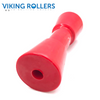 SYDNEY ROLLER 6 RED POLY SOFT 17MM HOLE