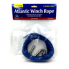 ATLANTIC WINCH ROPE 6M X 4MM WITH S HOOK