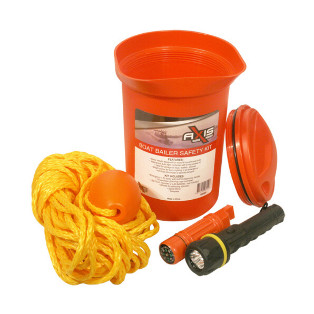 AXIS BOAT BAILER SAFETY KIT