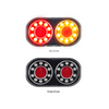 209 LED TRAILER LAMP W/ CABLE 8M