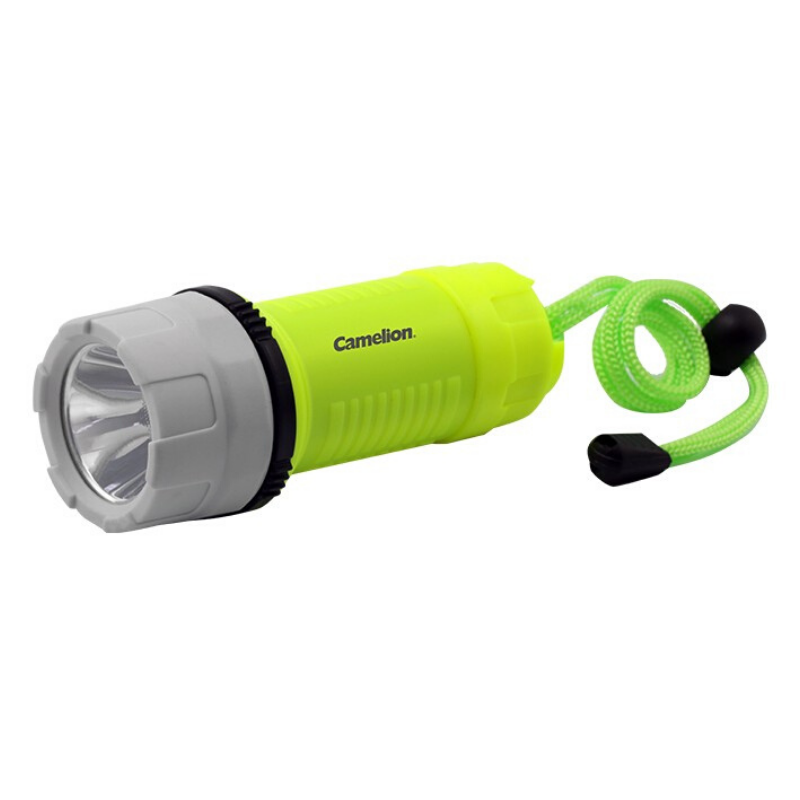 CAMELION DIVING FLASHLIGHT IP68 3W