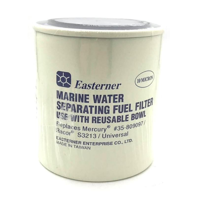EASTERNER MARINE WATER SEPERATING FUEL FILTER SUIT MERC 35809097/ RACOR S3213