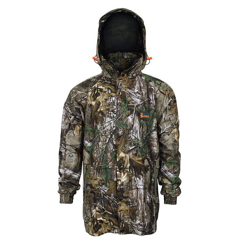 SPIKA VALLEY JACKET CAMO