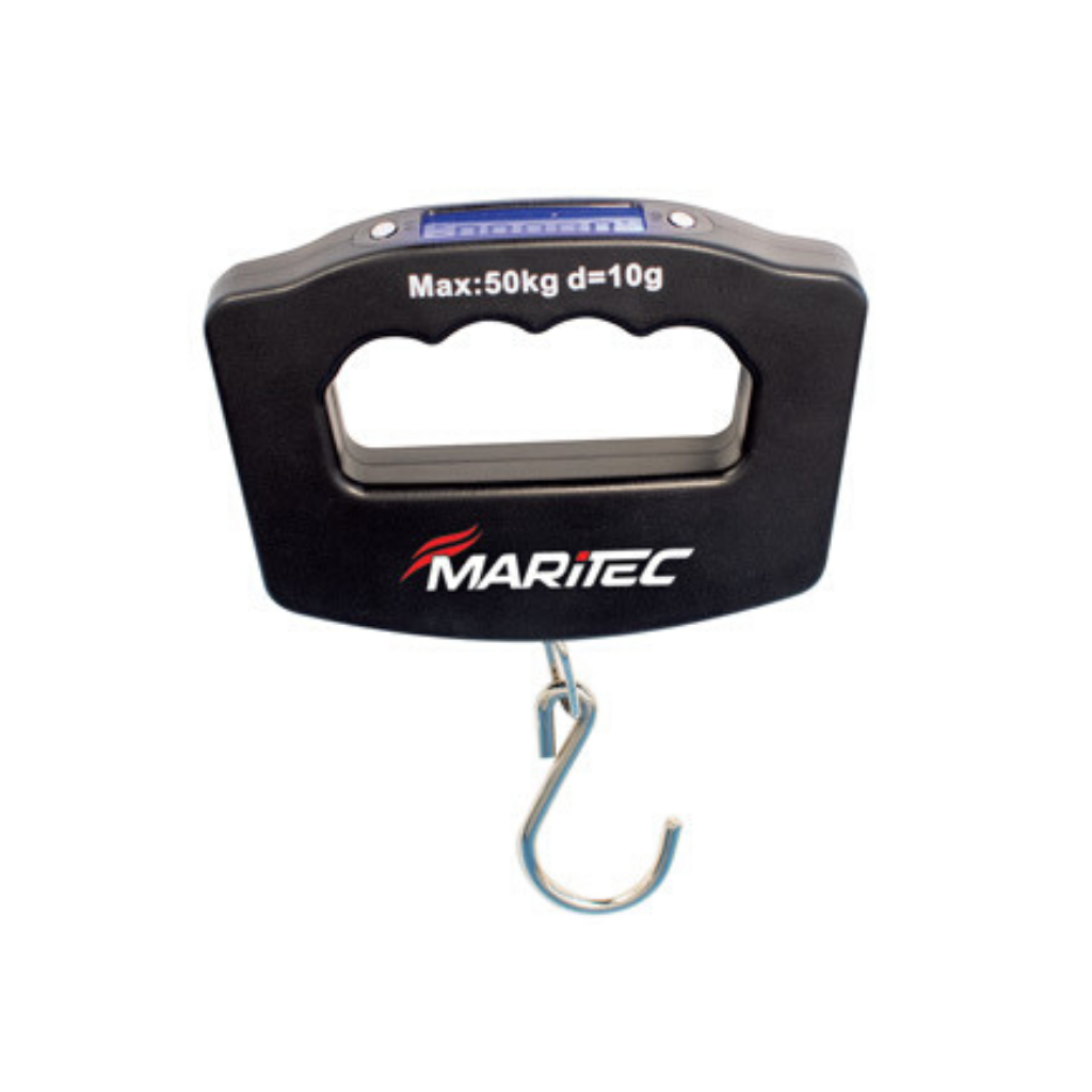 MARITEC SLIM LINE DIGITAL SCALES 50KG