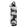 OZTRAIL INSULATED STAINLESS BOTTLE 500ML FLORAL