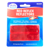 ARK RED REFLEX REFLECTORS