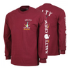 SALTY CREW PADDLE TAIL L/S TEE