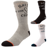 SALTY CREW SOCKS S HOOK 3PK