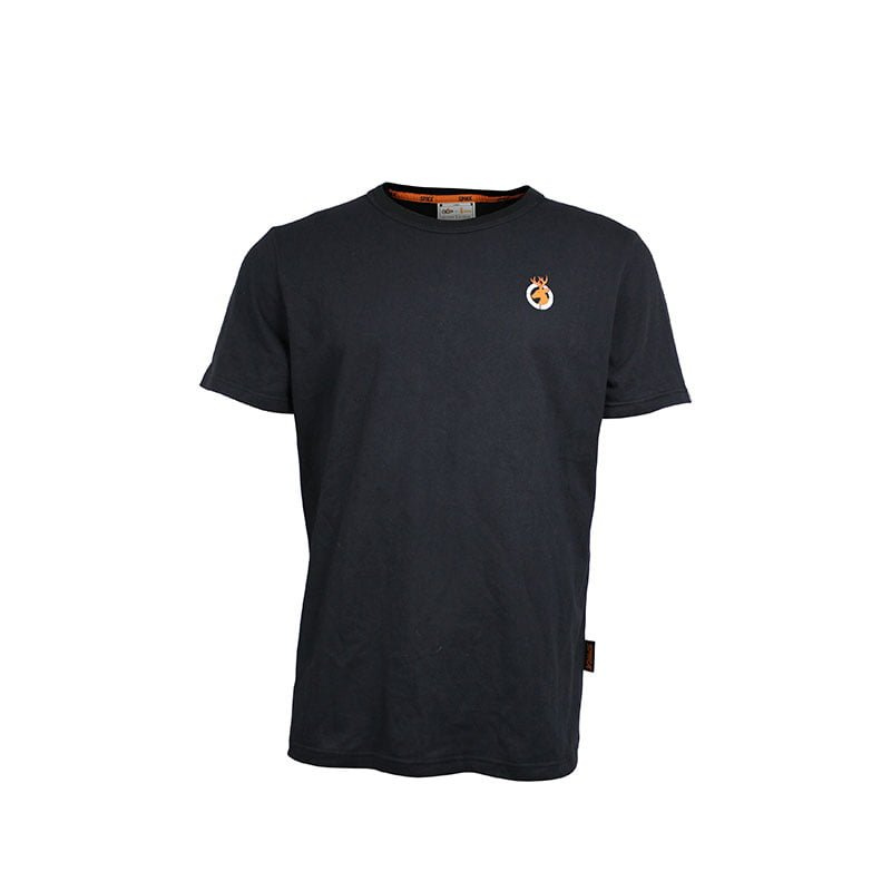 SPIKA GO SHIRT BLACK MENS
