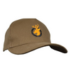 SPIKA BROWN CANVAS CAP