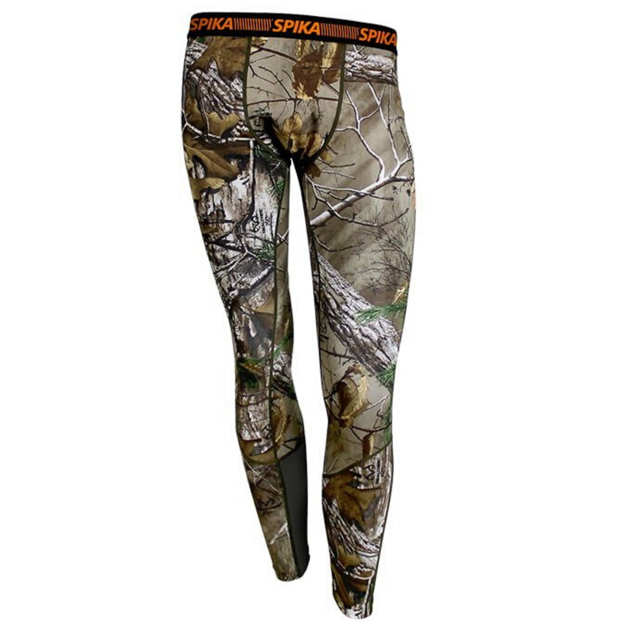 SPIKA ECHO TIGHTS CAMO/OLIVE