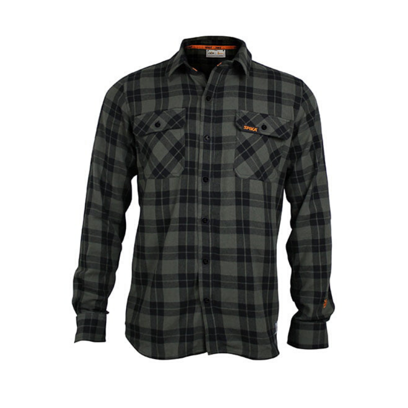 SPIKA GO CHECKERED SHIRT MENS