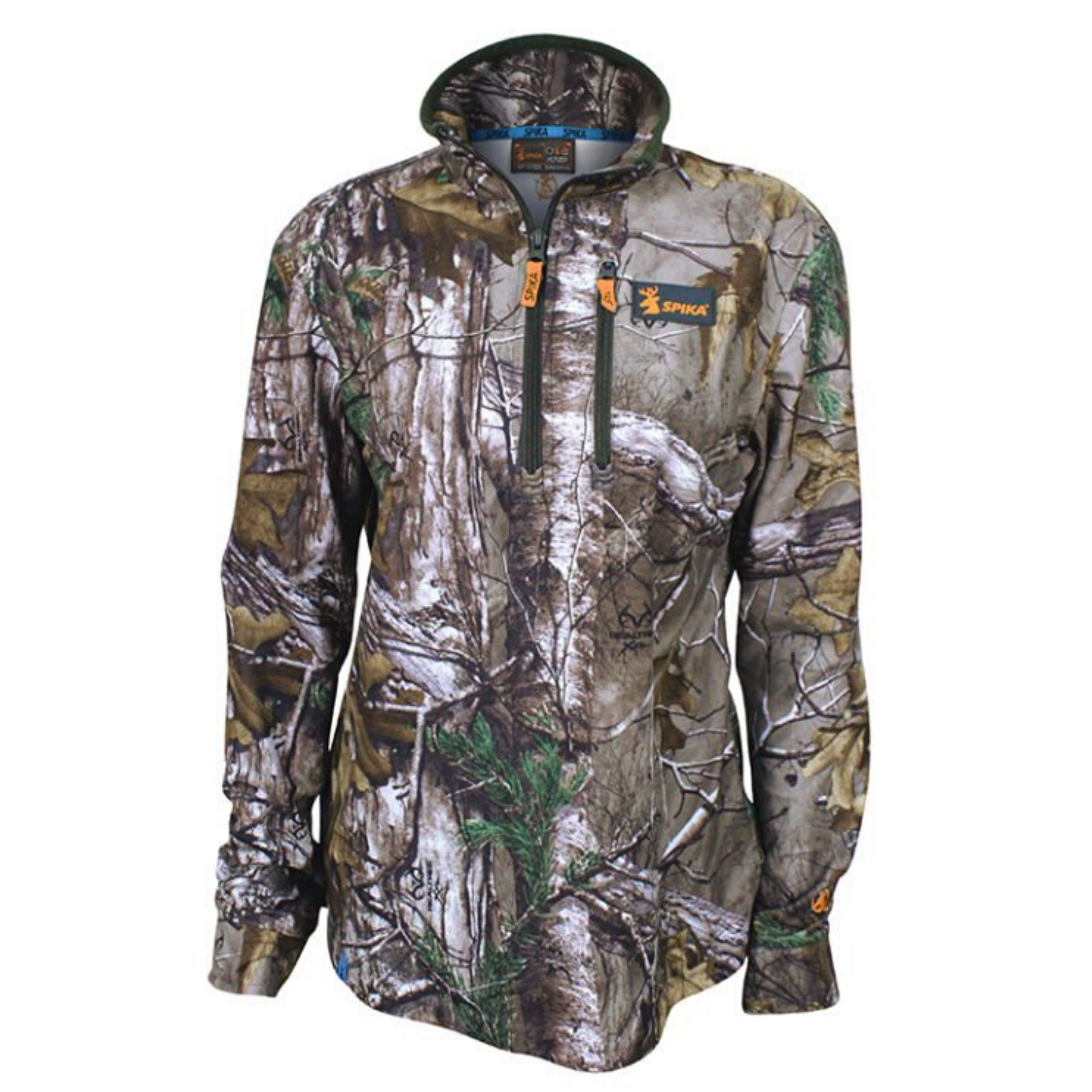 TRACKER LONG SLEEVE CAMO WOMENS