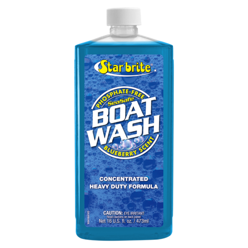STARBRITE BIODEGRADABLE BOAT WASH 473ML