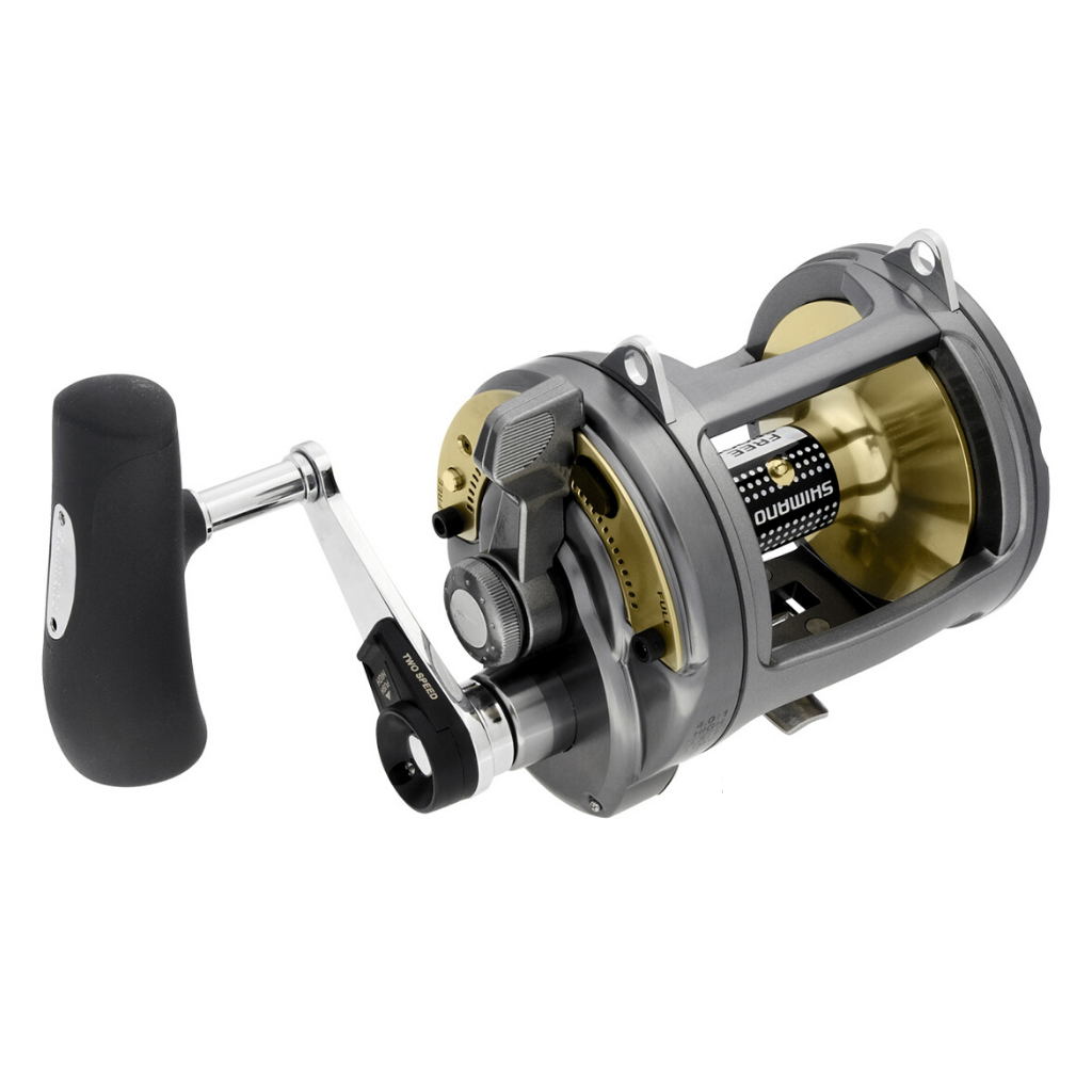 SHIMANO TYRNOS 2 SPEED