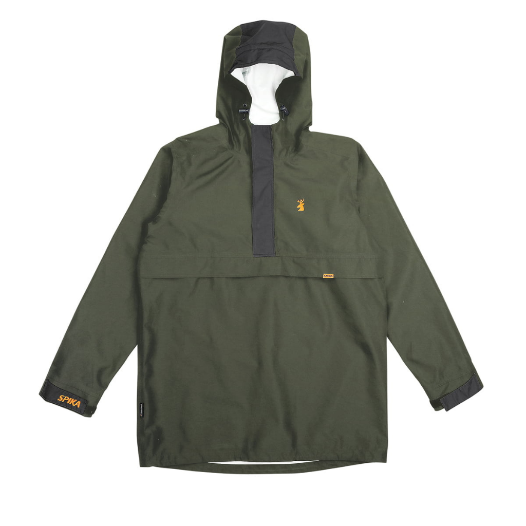 SPIKA BUCKLAND RAIN SHIELD JACKET OLIVE