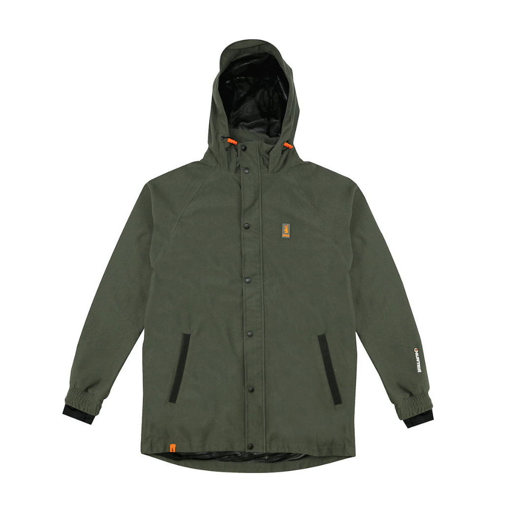 SPIKA VALLEY JACKET OLIVE