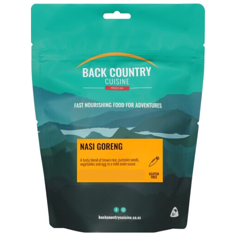 BACK COUNTRY NASI GORENG DOUBLE SERVE