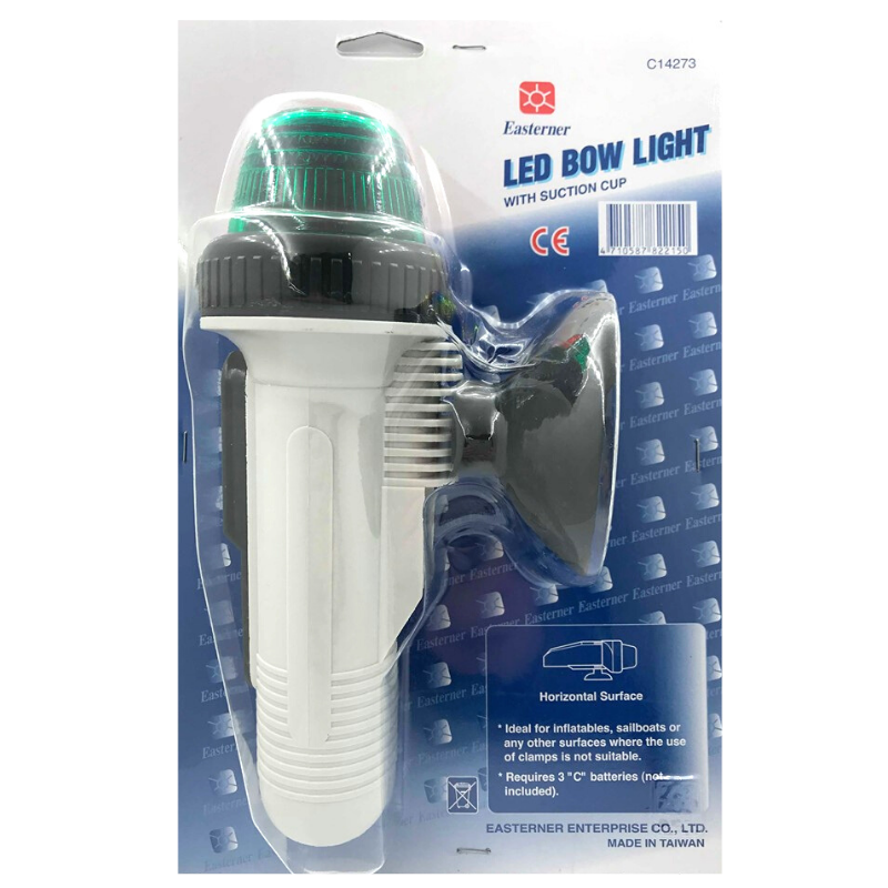 EASTERNER LED P and S LIGHT WITH SUCTION CUP