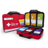 FASTAID FIRST AID KIT MODULAR SURVIVAL PACK SOFT CASE RED