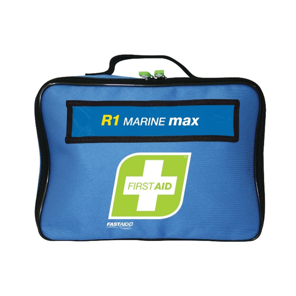 FASTAID FIRST AID KIT R1 MARINE MAX KIT SOFT PACK