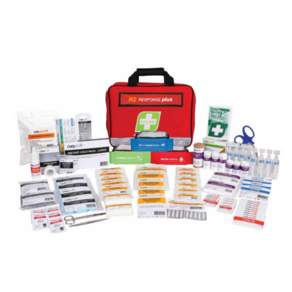 FASTAID FIRST AID KIT REFILL PACK R2 RESPONSE PLUS KIT