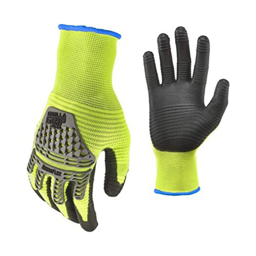 GILLIES GORILLA GRIP RHINOFLEX A5 GLOVES MEDIUM