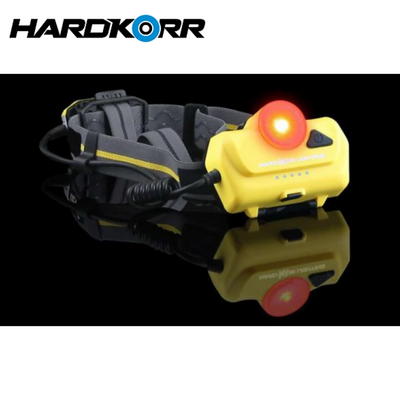 KORR HEAVY DUTY HEAD TORCH 600 LUMEN T600