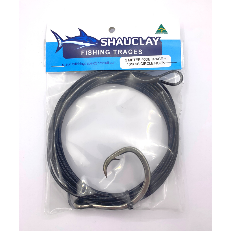 SHAUCLAY TRACE 5 MT CIRCLE HOOK