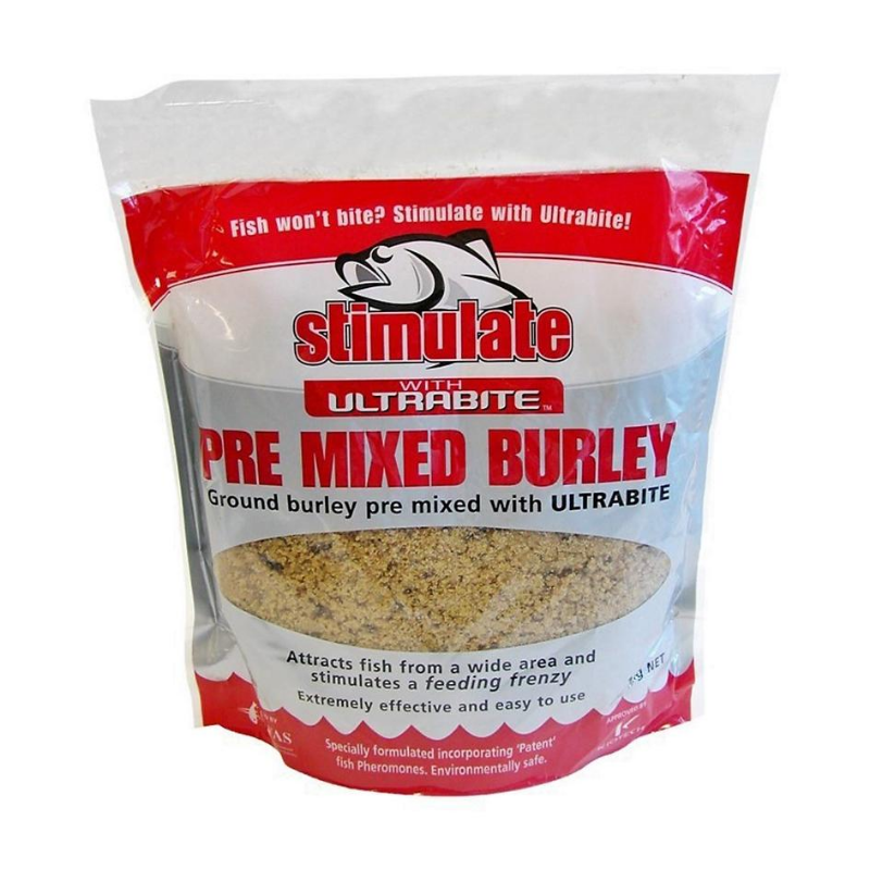 STIMULATE PRE MIXED BURLEY WITH ULTRABITE 1 KG