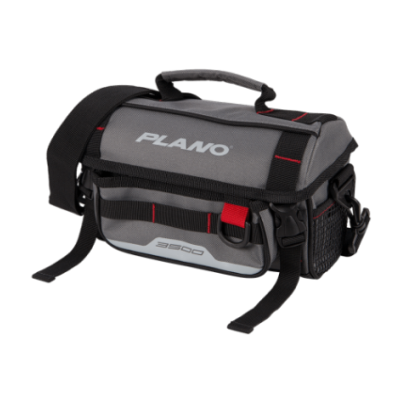 PLANO 36120 TACKLE BAG GREY