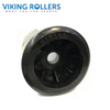 WOBBLE ROLLER 4 INCH WIDE SMOOTH BLACK 26MM HOLE