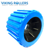 WOBBLE ROLLER 3 INCH WIDE BLUE 20MM HOLE