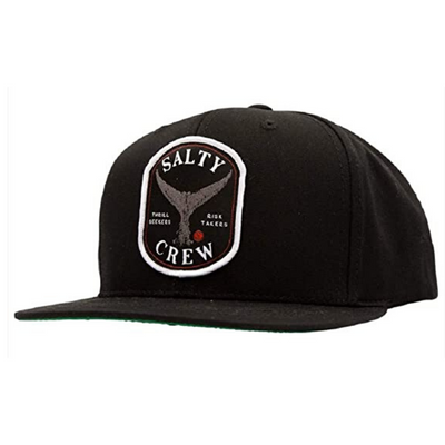 SALTY CREW FISHSTONE 5 PANEL CAP