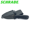 SCHRADE FIXED BLADE 1095 CARBON STEEL W/NYLON SHEATH