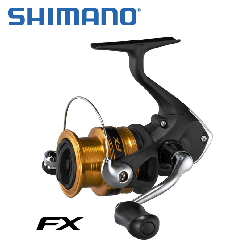 SHIMANO FX 1000FC REEL WITH LINE