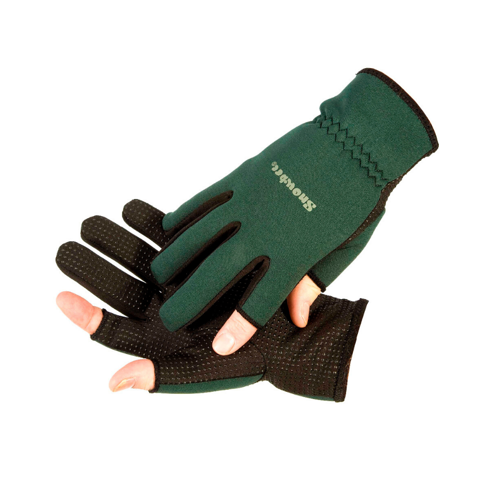 SNOWBEE NEOPRENE GLOVES LARGE